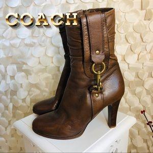 ⭐️ 🌟Coach Sz 8 Ladies Boots 🌟⭐️